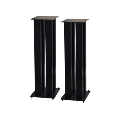 "Tauris SP121 24"" Heavy Duty 4 Post Speaker Stands (Pair)"
