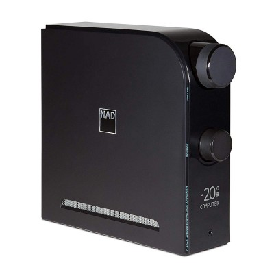 NAD D 3045 Hybrid Digital DAC Stereo Amplifier