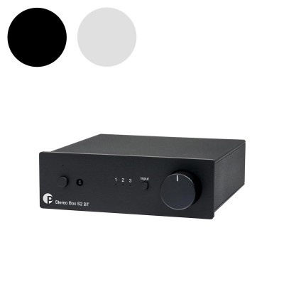 Pro-Ject Stereo Box S2 BT Stereo Integrated Amplifier with Bluettoth