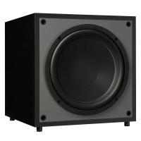 """Monitor Audio Monitor MRW-10 - 10"""" Ported Subwoofer - Black"""