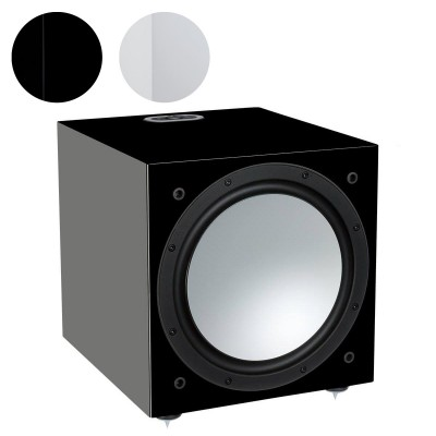 """Monitor Audio Silver W12 -12"""" Subwoofer"""