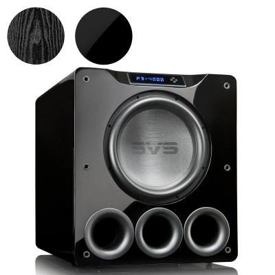 "SVS PB-4000 13.5"" Ported Box Subwoofer"