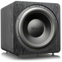 "SVS SB-3000 - 13"" Sealed Box Subwoofer - Black Ash"