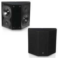 Revel Performa3 S206 Surround Speakers - Matte Black (Pair)