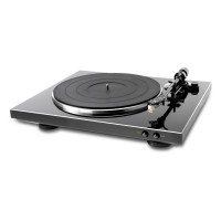 Denon DP-300F Fully Automatic Turntable with Phono Preamp