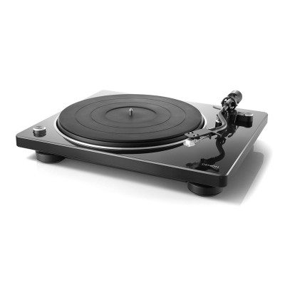 Denon DP-400 Manual Turntable with Phono Preamp