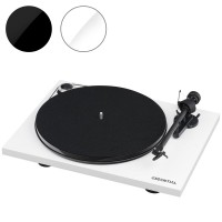 Pro-Ject Essential III Phono Turntable with Ortofon OM 10 Cartridge