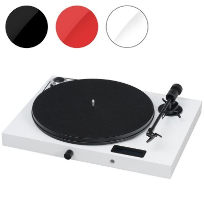 Pro-Ject Juke Box E Turntable with Ortofon OM 5E Cartridge