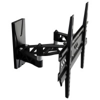 Full Motion LCD LED TV Mounting Bracket - Up to 30kg