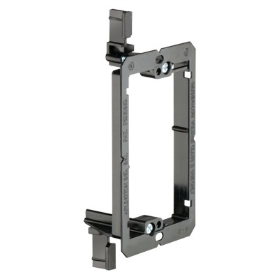 Arlington Industries LV1 One Gang Low Voltage Mounting Bracket