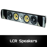 LCR Speakers