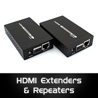 HDMI Extenders & Repeaters