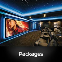 Home Theatre & Hi-Fi Packages