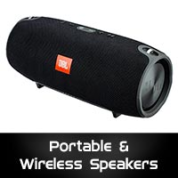 Portable & Wireless Speakers