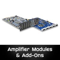 Amplifier Modules & Add-Ons