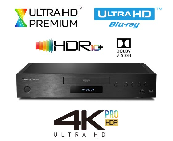 Panasonic DP-UB9000 4K Ultra HD Blu-ray Player